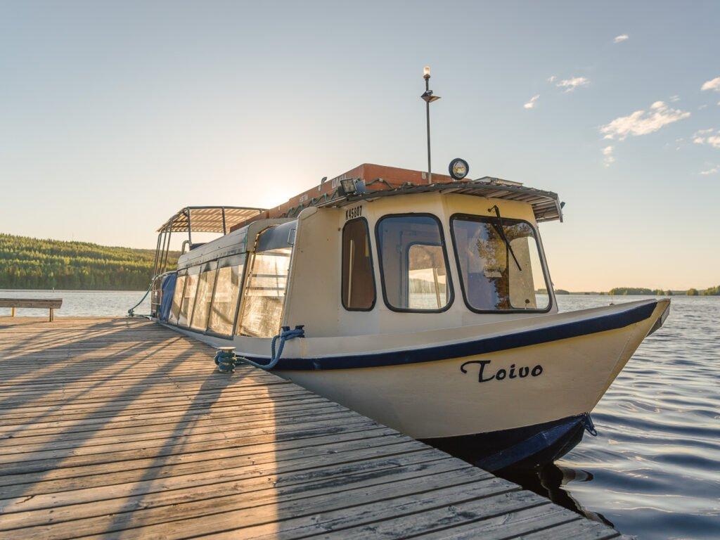 Aholansaari Toivo-laiva